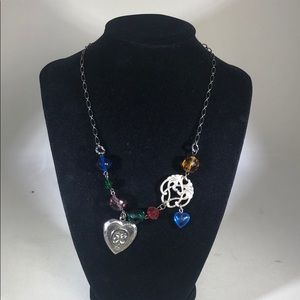 Casual trendy necklace